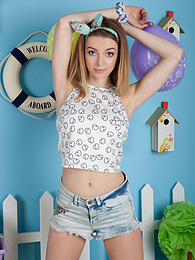 This teen beauty has some perfectly round curves and tits to show off and she does so in the sexiest way imaginable pictures at freekilomovies.com