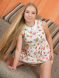 She has no problems while her teen pussy can be all free and wet for you to stare at it all along pictures at adspics.com