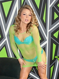 Green Mesh pictures at find-best-panties.com