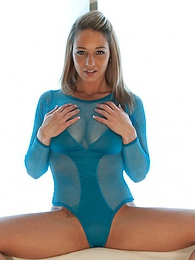 Turquoise Mesh pictures at sgirls.net