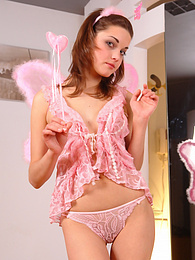 Will you let this sweet girl please you with her hot pink pussy teen gallery at this site today? pictures at kilogirls.com