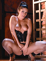 Katarina Treats her Sexual Prisoner to Some Hardcore Anal pictures at kilogirls.com