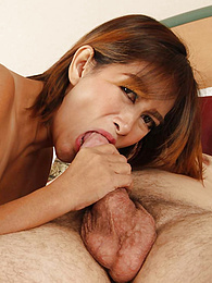Stunning shy Thai MILF picked up by new patrol member and fucked mercilessly in hotel pictures at find-best-ass.com