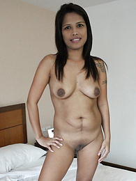 Lovely Thai MILF enjoys getting pussy smashed by foreign visitors cock pictures at find-best-mature.com