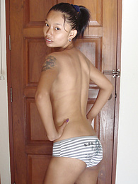 Skinny Thai freelancer services foreign cock pictures at dailyadult.info