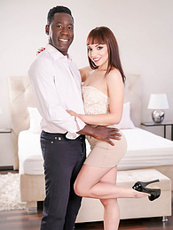I Want it All! Interracial Rimming and Facial for Matilde pictures