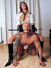Gorgeous Brunette Paula Montana Loves Fetish and her Toy pictures at freekiloclips.com