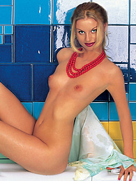 Susanna Goes Anal, In and Out of the Water, & gets a Facial pictures at nastyadult.info