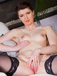 Suzen Seweet wears lingerie in hardcore anal casting session pictures at dailyadult.info