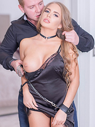Made for Sex Alessandra Jane, Handcuffed, Dominated & Fucked pictures at adipics.com