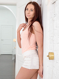 Hot Victoria debuts in Private and takes a sticky Facial pictures at nastyadult.info