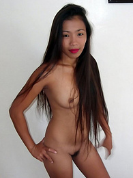 Lucky guy has two hot Filipinas spoiling his cock in threesome pictures at kilovideos.com