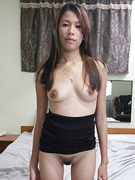Super petite Filipina Kiana gets her tiny pussy crushed pictures