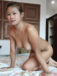 Sexy Filipina with large ass tattoo fucked by sleazy foreign dude in short time hotel pictures at find-best-babes.com