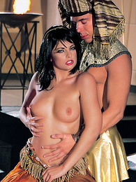 Sex in Ancient Egypt with deep anal sex and a sticky facial pictures at find-best-tits.com