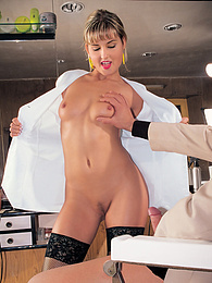 Hot Hairdresser for Adults Only will take it deep in the ass pictures at freekiloclips.com