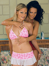 These 2 girls cannot keep their hands off each other pictures at nastyadult.info