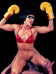 Strong Shagal won't stop untill this Big Black Cock is KO pictures at dailyadult.info
