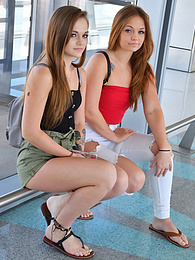 A First Strip pictures at find-best-lesbians.com