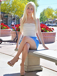 Pretty As Ivory pictures at kilovideos.com