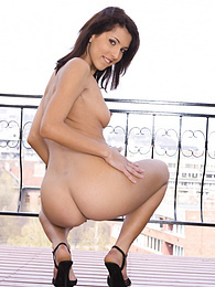 Victoria Has Her First on Camera POV Scene in Sexy Casting pictures at dailyadult.info