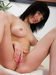 Carol Miller Shows off Her Amazing Teen Body at our Casting pictures at find-best-tits.com
