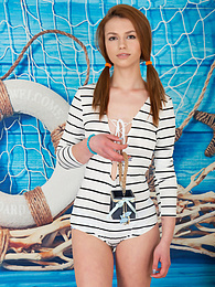 She wants to take you on a long trip in the ocean of lust where she makes some sexy things happen. pictures at kilovideos.com
