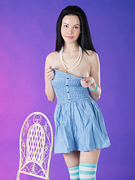 A cute stare and tits like that are sure to amaze you through every moment she spends with making this hot show. pictures at dailyadult.info