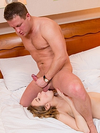 Skinny Teen Student is Punished with a Hard Pussy Pounding pictures at freekilosex.com