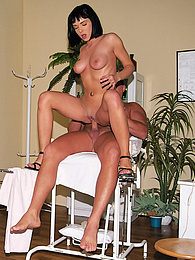 Adrienne Klass, Sexy Babe Gets Anal in the Private Casting pictures at dailyadult.info