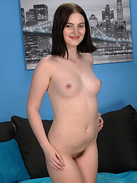 Cute amateur Maya Kendrick spreads pussy pictures at dailyadult.info