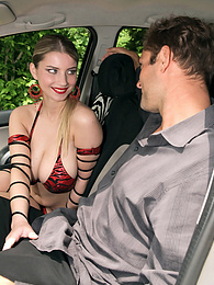 Tit-fucking Traffic Stopper pictures at nastyadult.info