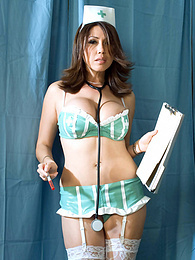 Nurse Kianna In Your Face pictures at dailyadult.info