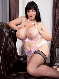 Joana Is The Boss of Big Boobs pictures at kilovideos.com