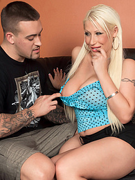 Pick-Up On Big Tits Boulevard pictures at kilogirls.com