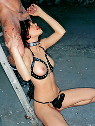 Hardcore Fetish Mistress Mercedes Plays With Boys and Toys pictures at kilovideos.com