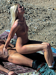 Claudia Jackson, Crossing and Blowjobing Through the Desert pictures at find-best-lingerie.com