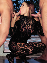 Melitta Gives All Her Open Holes to Her Two Best Friends pictures at nastyadult.info