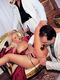 Gorgeous Sandy Style Gets Transformed into a Pervert Slut pictures at kilopills.com
