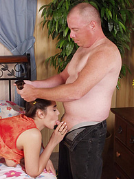 Watch Davina deep throat cock pictures at find-best-panties.com