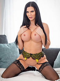 Jasmine Jae Sensual Delights P - British babe has the time of her life riding this cock pictures