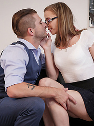 Milf Norah Nova Wants Sex Therapy P - she bends her legs and receives a very deep dick pictures at nastyadult.info
