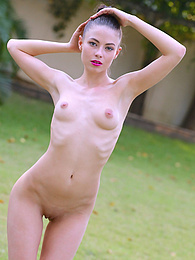 Amy Smile In Bikini Getting Naked Outdoors pictures at nastyadult.info