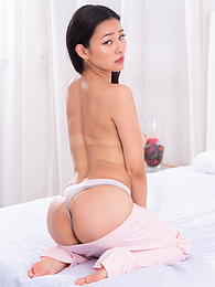 Rae Lil Black, This Asian Beauty Loves Cock and Creampies pictures at freekilomovies.com