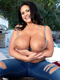 Kailani Kai: Really Big Tits For Tight Tops pictures at nastyadult.info