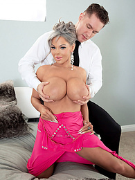Date Night For Anastasia L'Amour pictures at freekiloclips.com