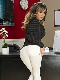 Principal Nadia Styles P - was eager for some dick. pictures at kilovideos.com