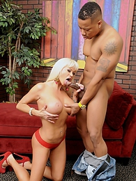Nikita Loves BBC P - Nikita Von James blowjob, hardcore pictures at freekiloclips.com