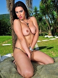 Hot Patricia Bysmark Posing Her Awesome Cock pictures at kilogirls.com