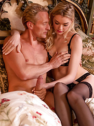 Anny Aurora, Dedicated Wife Knows How to Please Her Husband pictures at freekilomovies.com